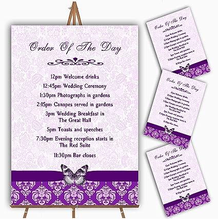 Cadbury - Tarjetas de felicitación de boda, diseño de damasco ...