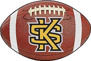 FANMATS 18658 Kennesaw State University Football Mat