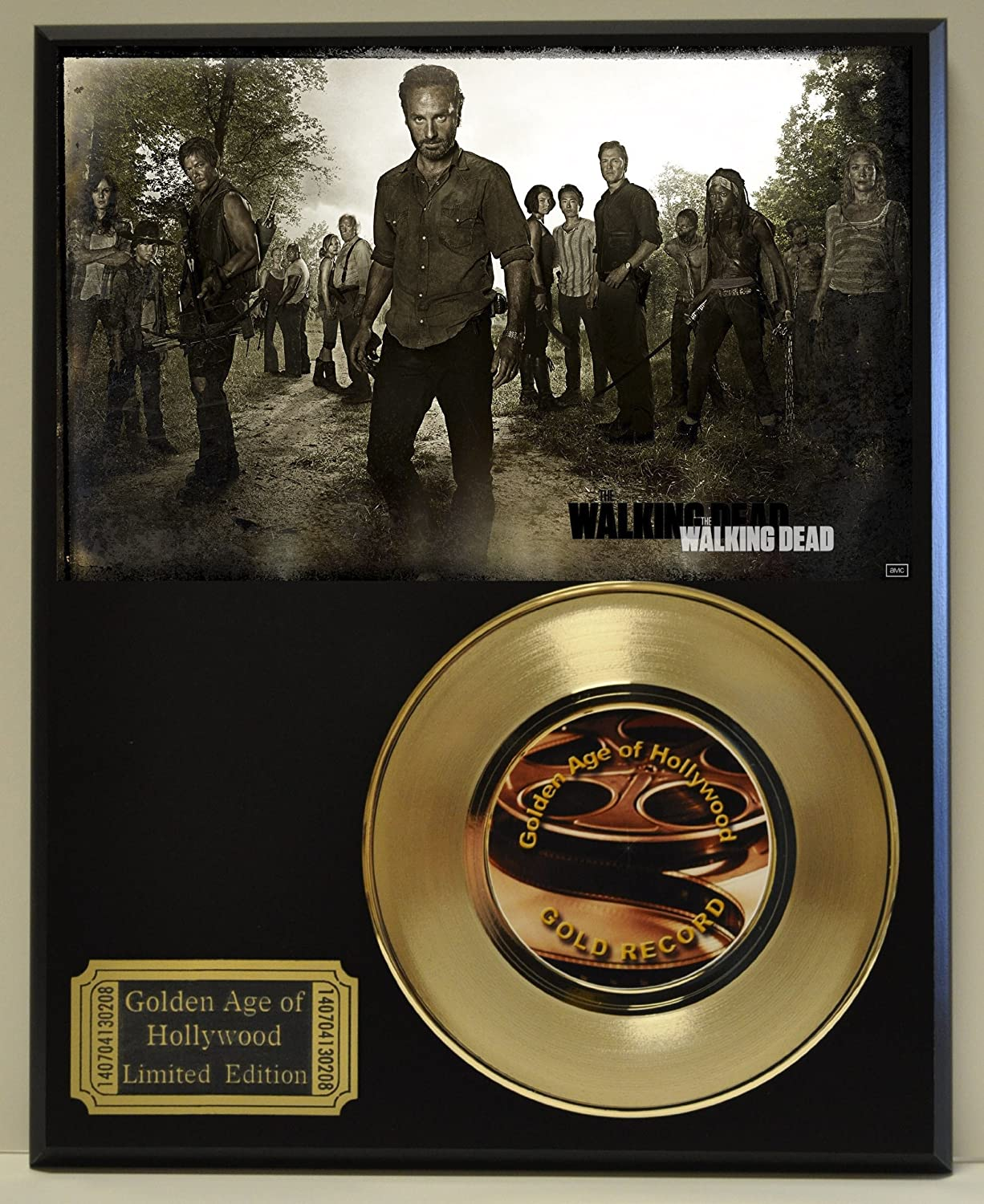 Walking Dead Limited Edition Display. Only 500 made. Limited quanities. FREE US SHIPPING 91aKBgY1r2LSL1500_