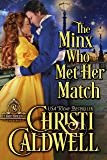 The Minx Who Met Her Match (The Brethren Book 4) (English Edition)
