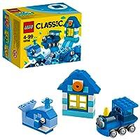 Lego Classic Blue Creativity Bricks Box 10706 Playset Toy