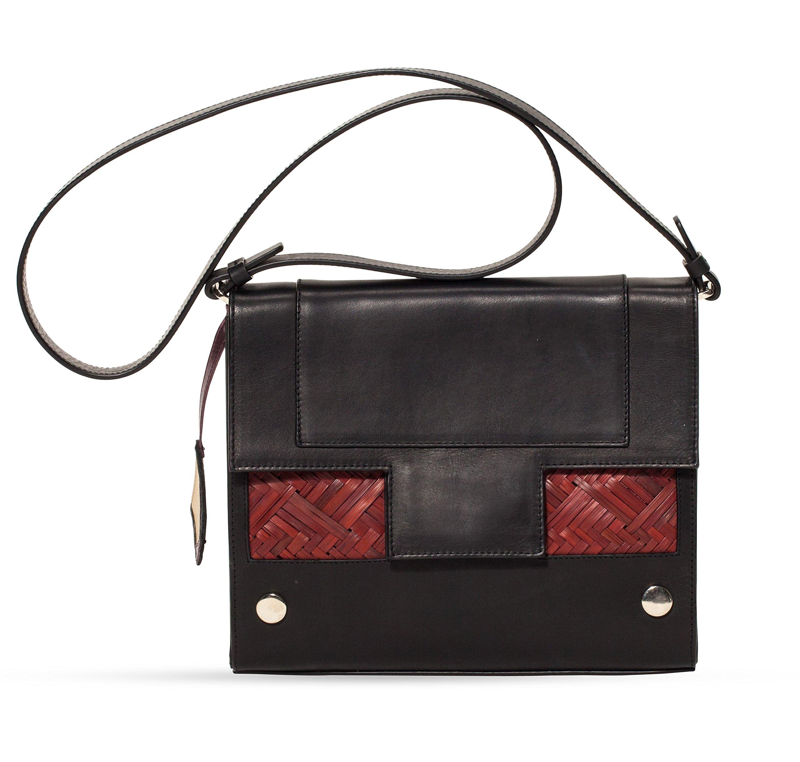 Doizpe Crossbody Bag (Black)