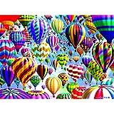 Buffalo Games - Sky Roads - 1000 Piece Jigsaw Puzzle, Multicolor