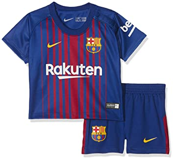 1b9fe5158 Nike Fcb I Nk Brt Kit Hm Team Kit FC Barcelona Line Baby-Kids