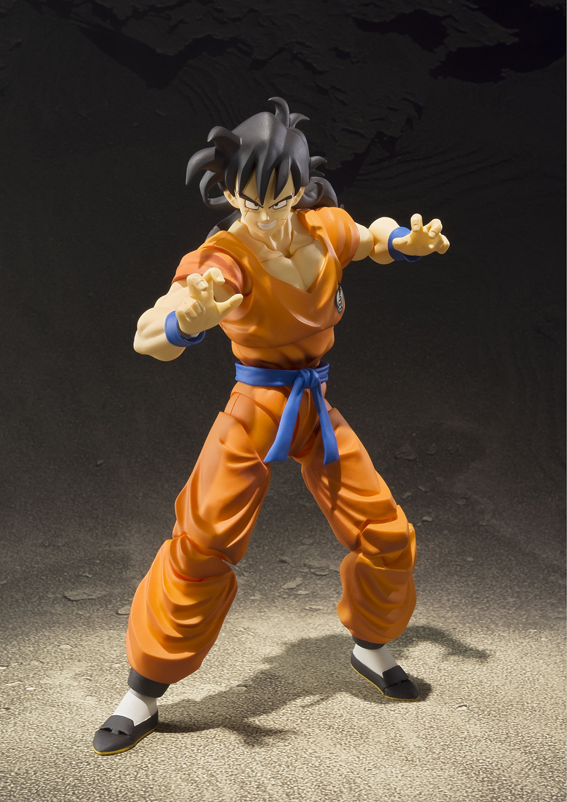 Anime Dragon Ball Z Figures Son Goku Yamcha Dead Action Figma Goku Super