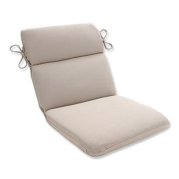 Amazon.com: Pillow Perfect - Cojín redondo para silla de ...