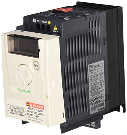 Amazon com: Variable Frequency Drive, 1 HP, 230VAC