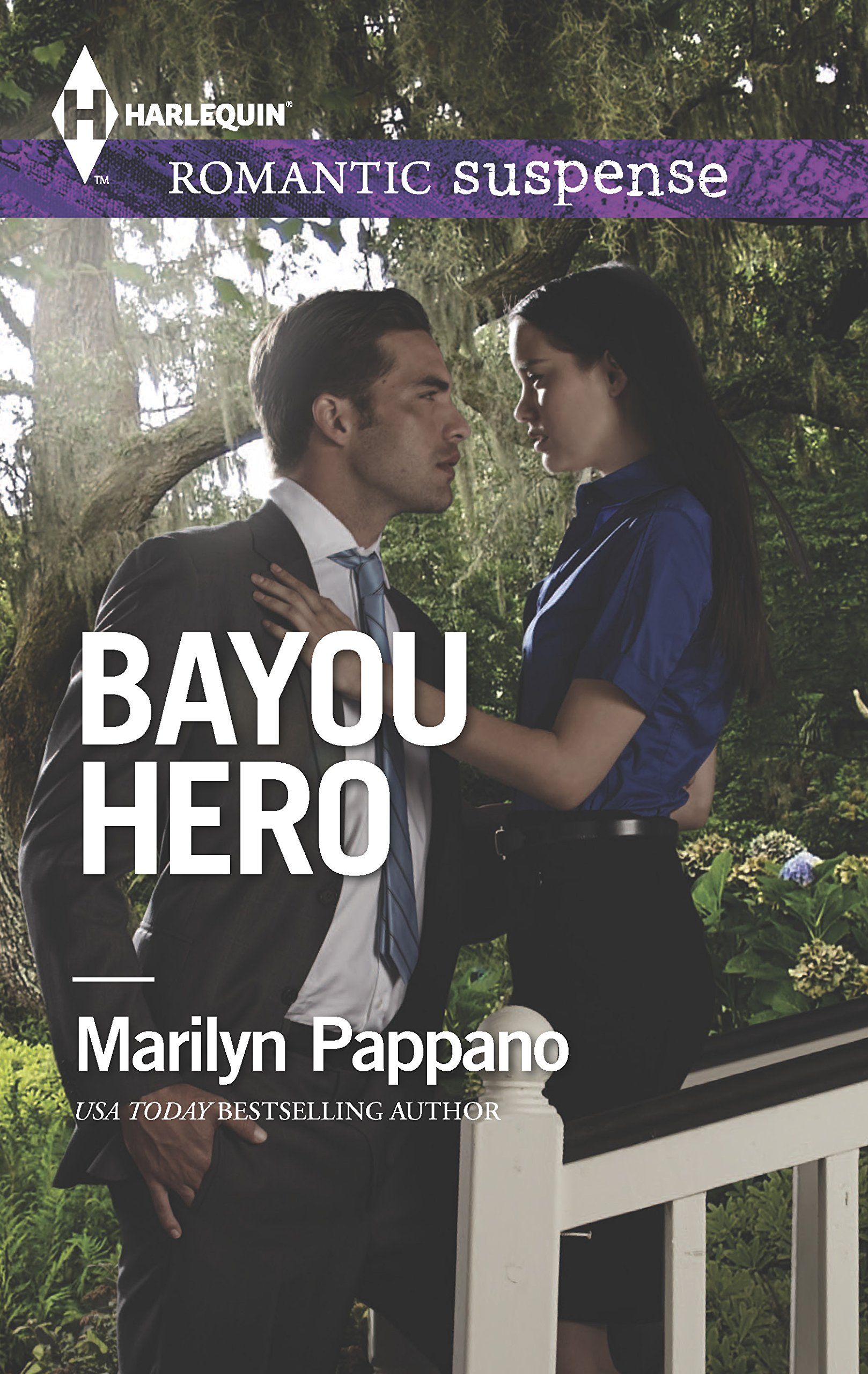 Read Online Bayou Hero (Harlequin Romantic Suspense) PDF