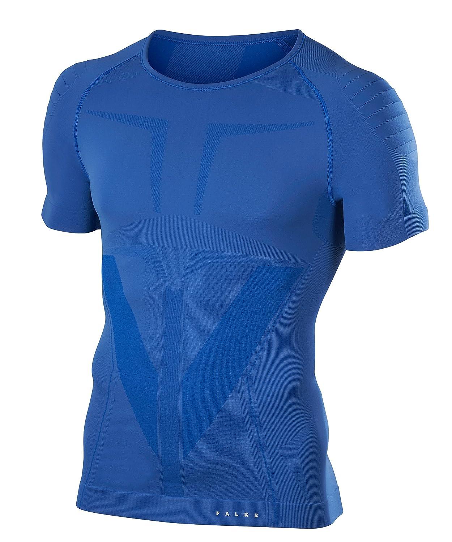 FALKE Herren Warm Shortsleeved Shirt Tight Fit Sportunterwäsche