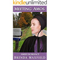 Amish Romance: Meeting Amos (Rebecca's Story  Book 3)