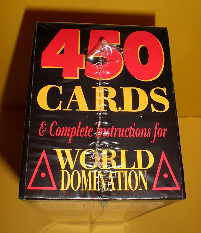 GOAL CRIMINAL OVERLORDS Illuminati New World Order INWO Plot Unlimited Uncommon
