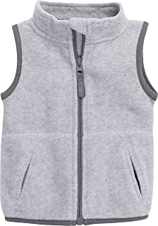 525e794f3d Playshoes Unisex Fleece-Weste Farbig Abgesetzt: Amazon.de: Bekleidung