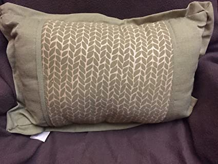 Fantastic Calvin Klein Bedding Rhone 18 Square Decorative Pillow Thistle Andrewgaddart Wooden Chair Designs For Living Room Andrewgaddartcom