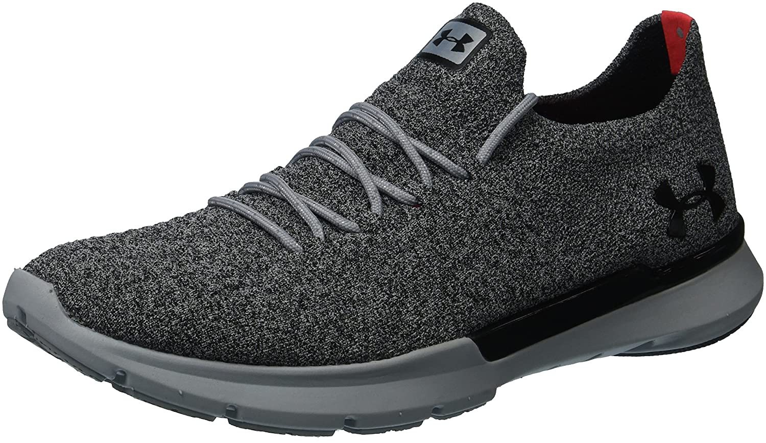 Under Armour Women's Slingwrap Phase Cross-Country Running Shoe B06XPNYJPZ 7.5 M US|Overcast Gray (100)/Overcast Gray