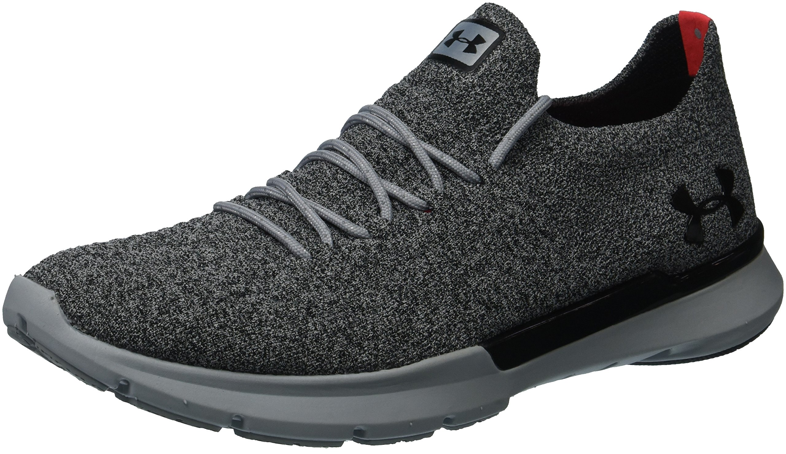 Under Armour Women's Slingwrap Phase Sneaker, Gray, 6.5