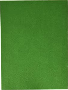 "Stick It Felt 9""X12""-Pirate Green Pack of 6"