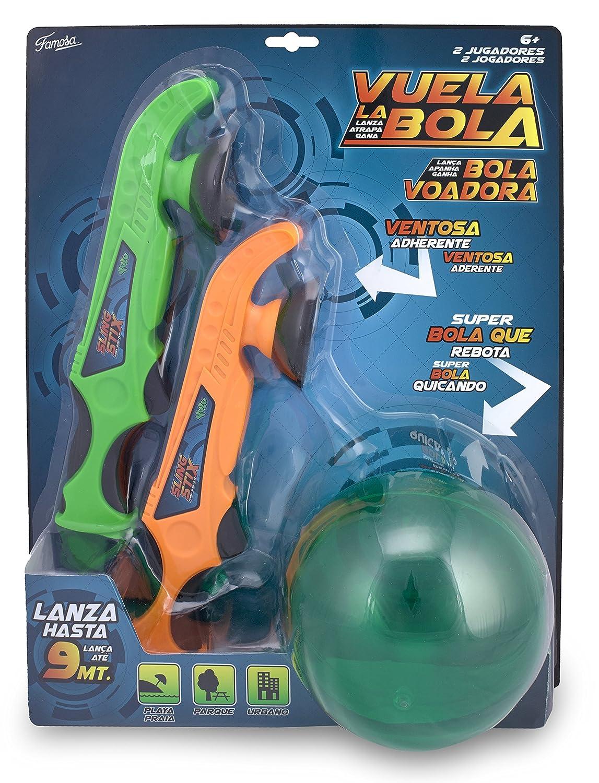 Aeroforce - Vuela la Bola (Famosa 700013652): Amazon.es: Juguetes ...