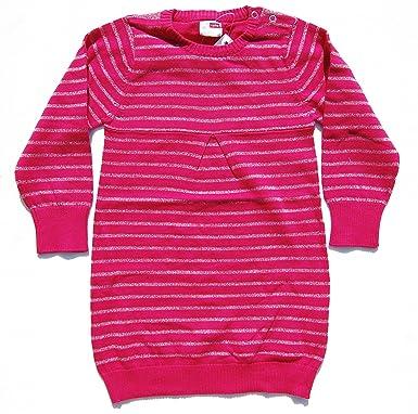 f3aceccf9542 Name it Mini Vyida Strickkleid pink 13068984 Gr.86  Amazon.de ...