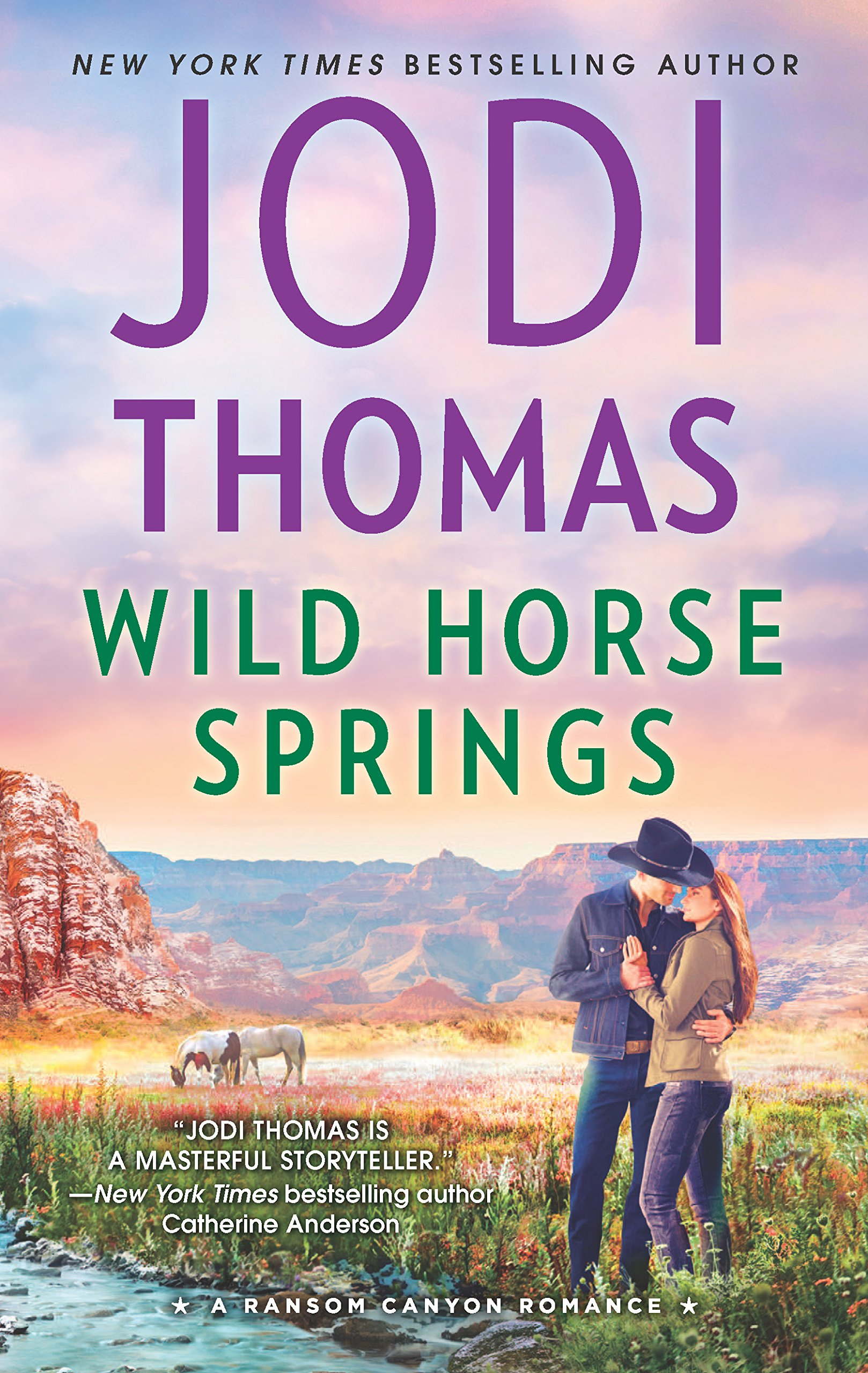 Download Wild Horse Springs (Ransom Canyon) pdf epub