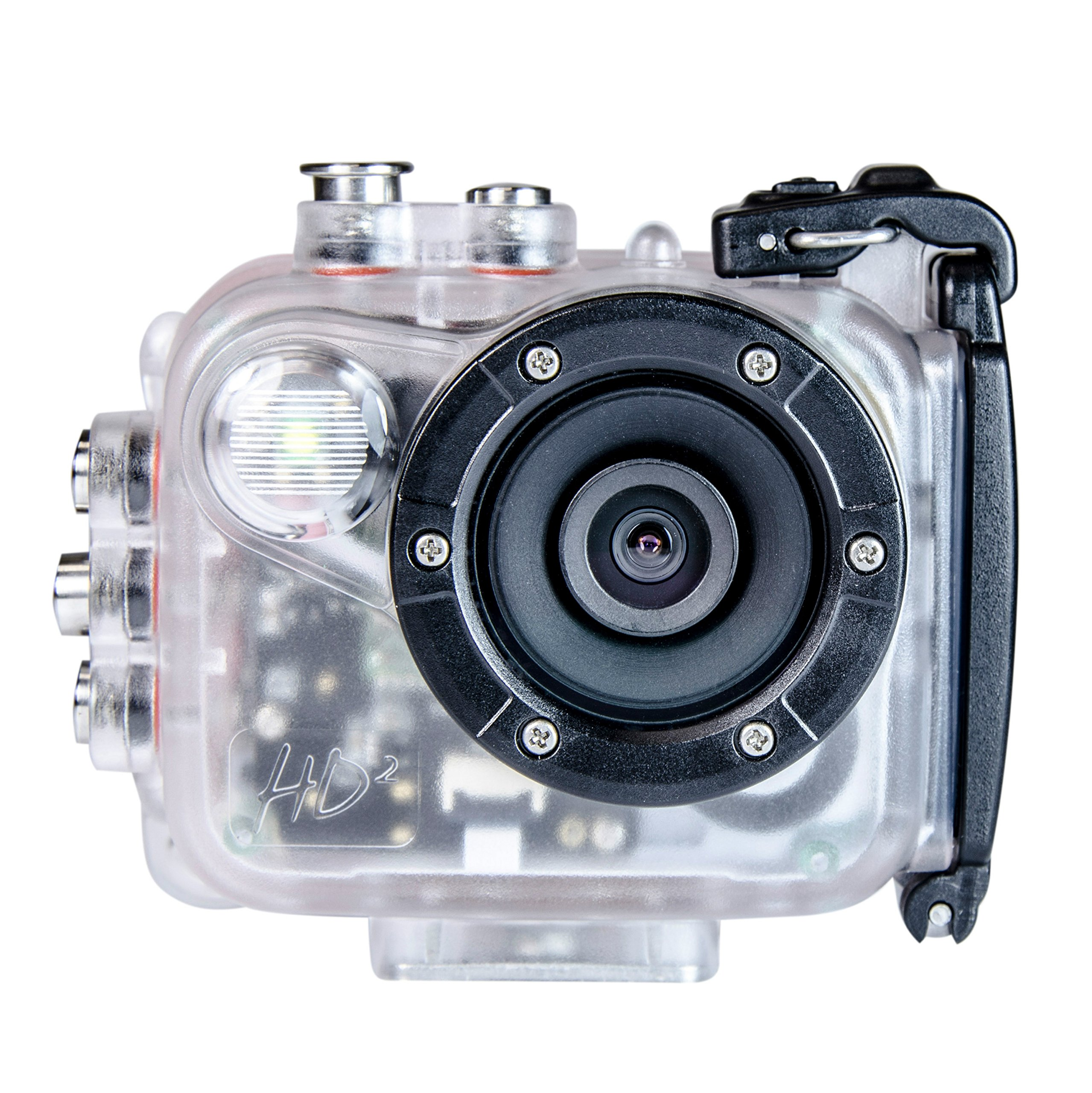 Intova HD2 Waterproof 8MP Action Camera with Built-in 150-Lumen Light and Remote Control by Intova (Image #1)