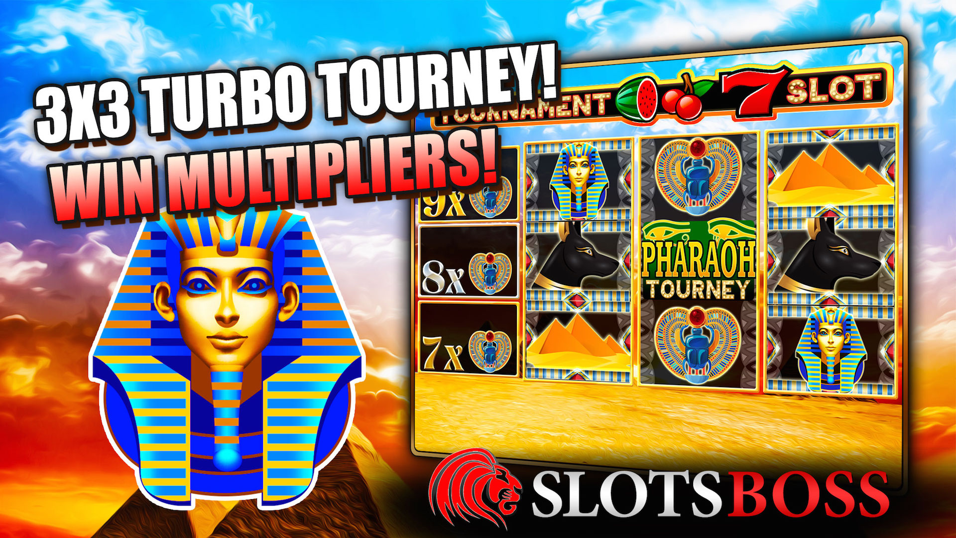 slots tournament | Euro Palace Casino Blog