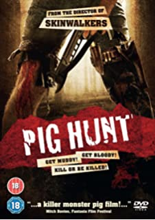 Invitation only dvd 2009 amazon kristian brodie pig hunt dvd 2008 stopboris Images