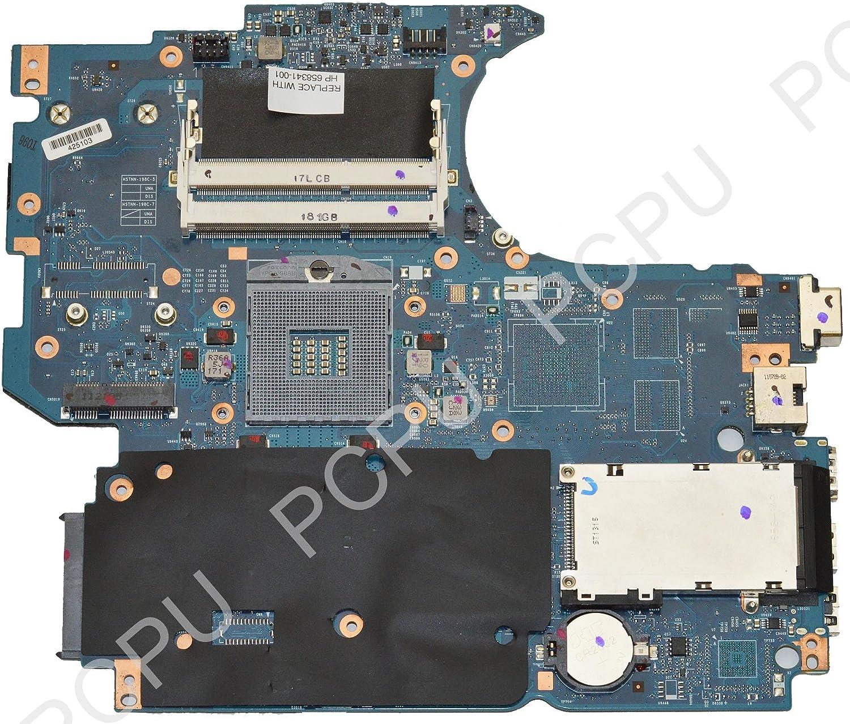 658341-001 HP ProBook 4530s 4730s Intel Laptop Motherboard s989
