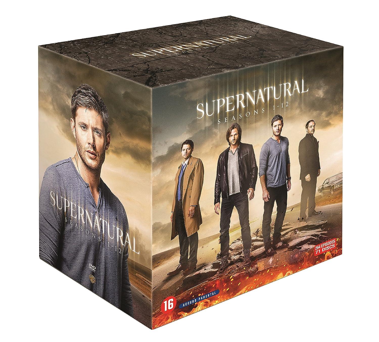Supernatural - Intégrale saisons 1 à 12 Francia DVD: Amazon.es ...