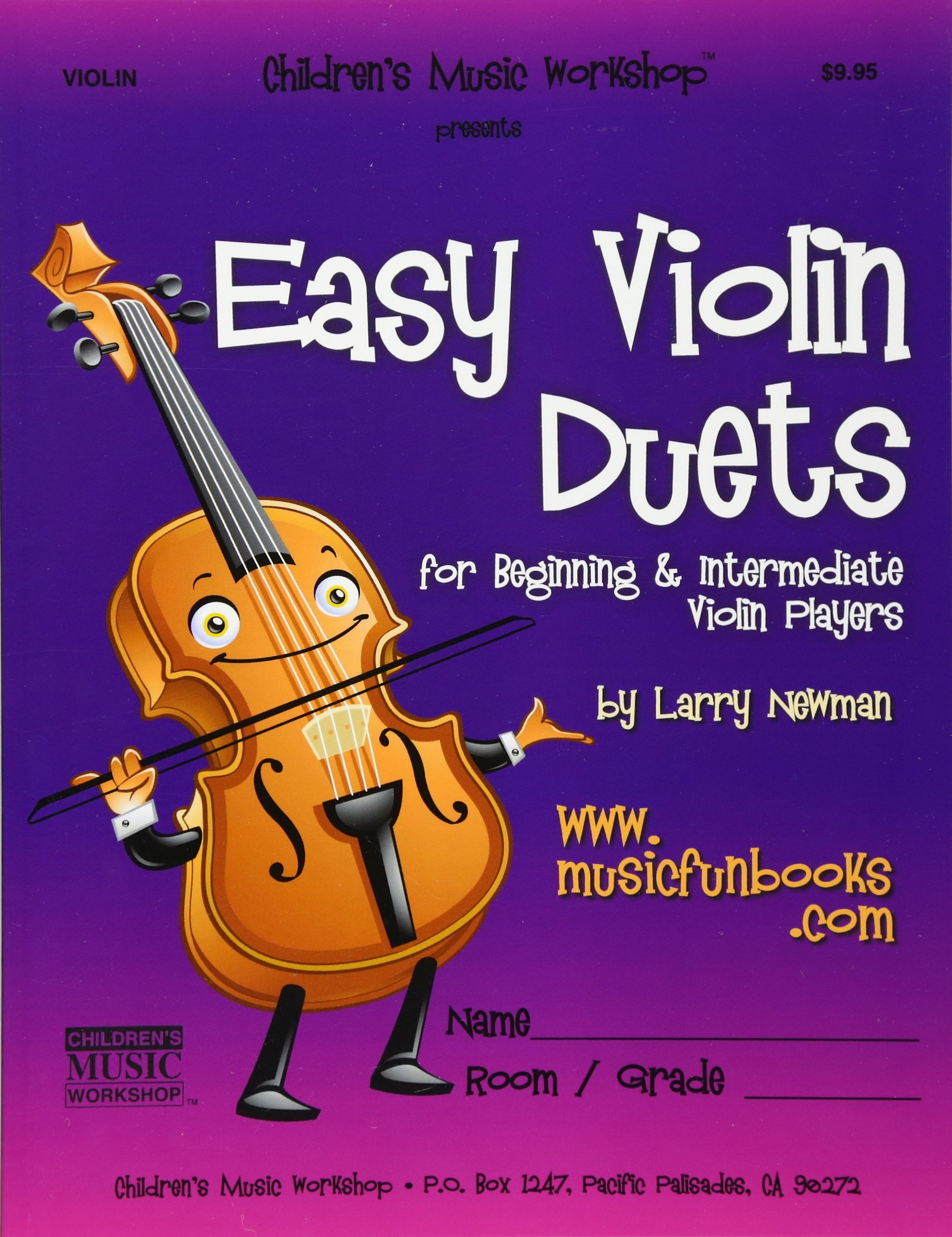 Instruction Books, Cds & Video Lower Price with Fun With The Violin Learn To Play Folk Violin Present Gift Sheet Music Book