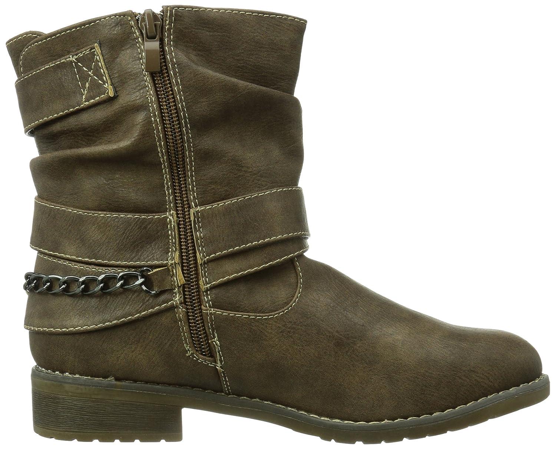 Jane Klain 264 390, Boots femme - Noir, 36 EU