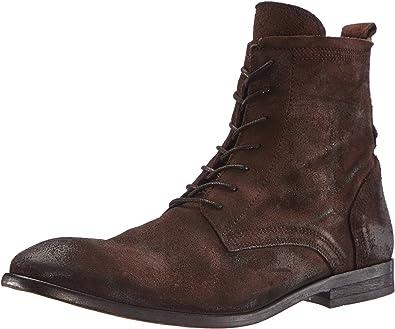 Hudson Swathmore - Botines Desert de Cuero Hombre, Color marrón, Talla 44: Amazon.es: Zapatos y complementos