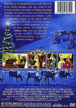 Workbook christmas grammar worksheets : Amazon.com: Mr. St. Nick: Kelsey Grammer, Katherine Helmond ...