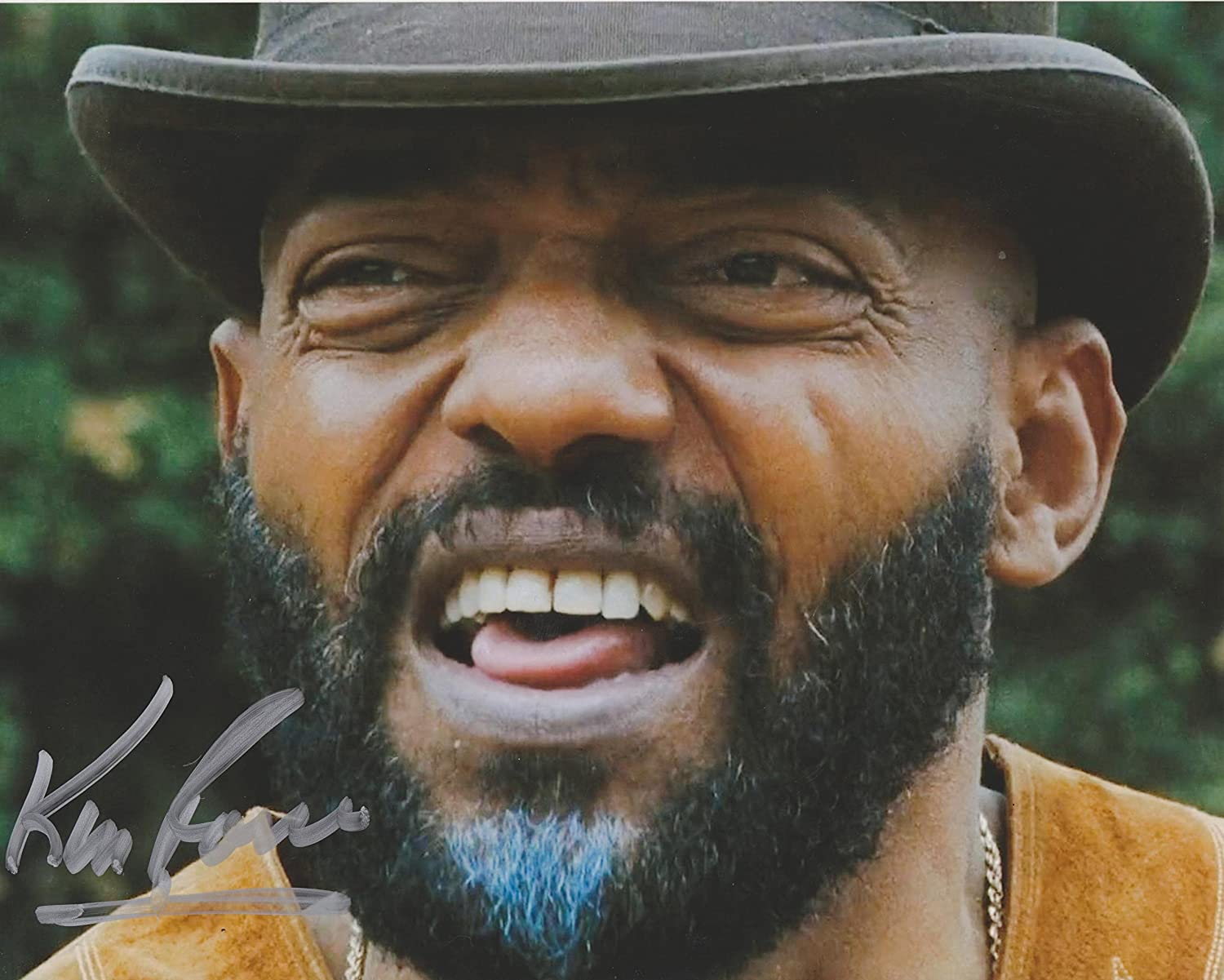 Ken Foree Devils Rejects Original Autographed 8x10 Photo At Amazon S Entertainment Collectibles Store Ken foree is a 72 year old american actor. ken foree devils rejects original