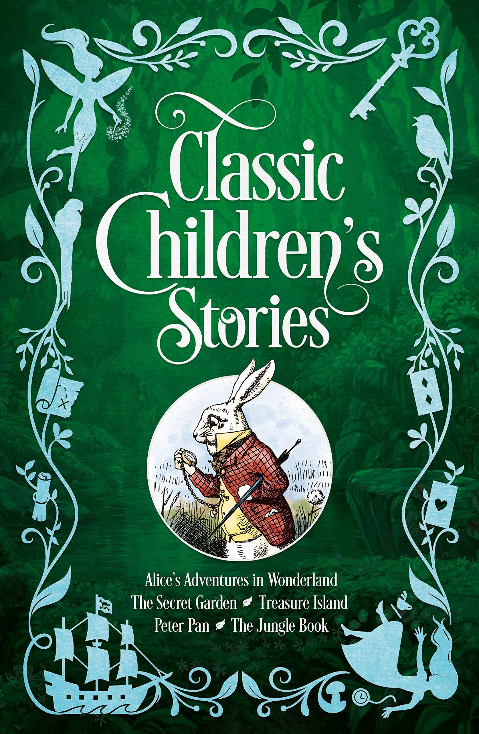 Classic Children's Stories Hardcover – Import, 1 Nov 2019