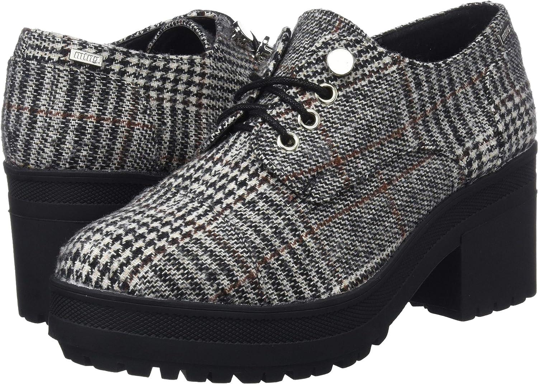 Zapatos de Cordones Oxford para Mujer MTNG 57408