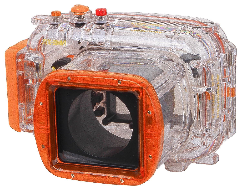 ポラロイド ダイビング定格 完全防水 水中カメラケース (Nikon J1 10~30mm デジタルカメラ用) J1 10-30mm  B008JG34KU