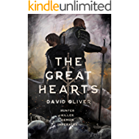 The Great Hearts: A swords & sorcery fantasy epic (English Edition)