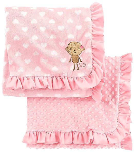 Amazon.com: Simple Joys por bebé de Carter 2-Pack Plush ...