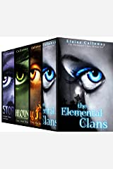 The Elemental Clan Series - Boxed Set Kindle Edition