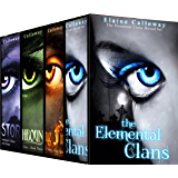 The Elemental Clan Series - Boxed Set