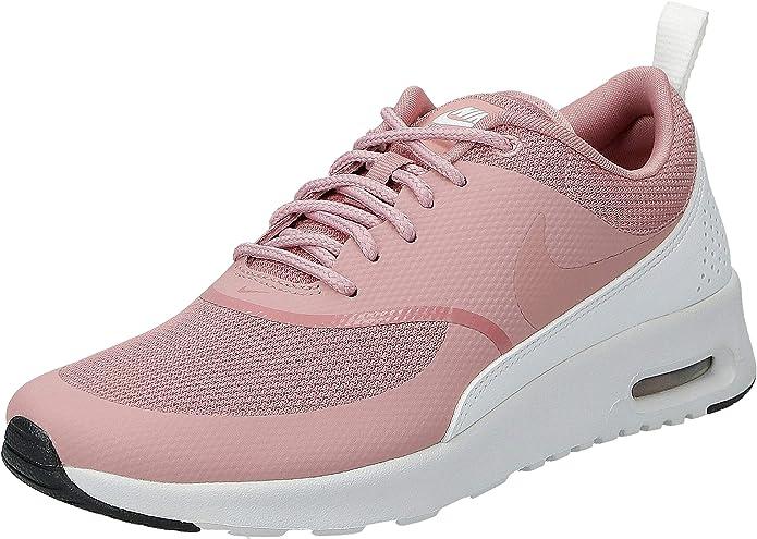 Nike Air Max Thea Sneakers Damen Rosa Weiß