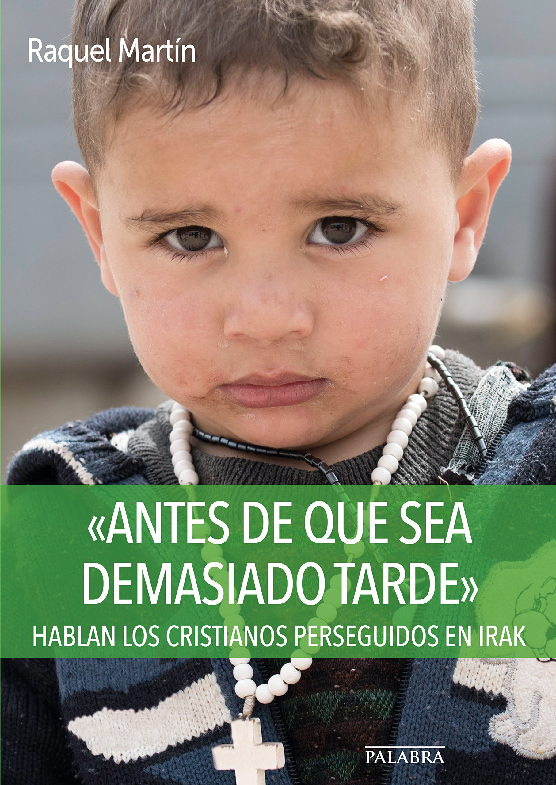 Antes de que sea demasiado tarde (Libros reportaje) Tapa blanda – 7 oct 2015 Raquel Martín Ediciones Palabra S.A. 8490613028