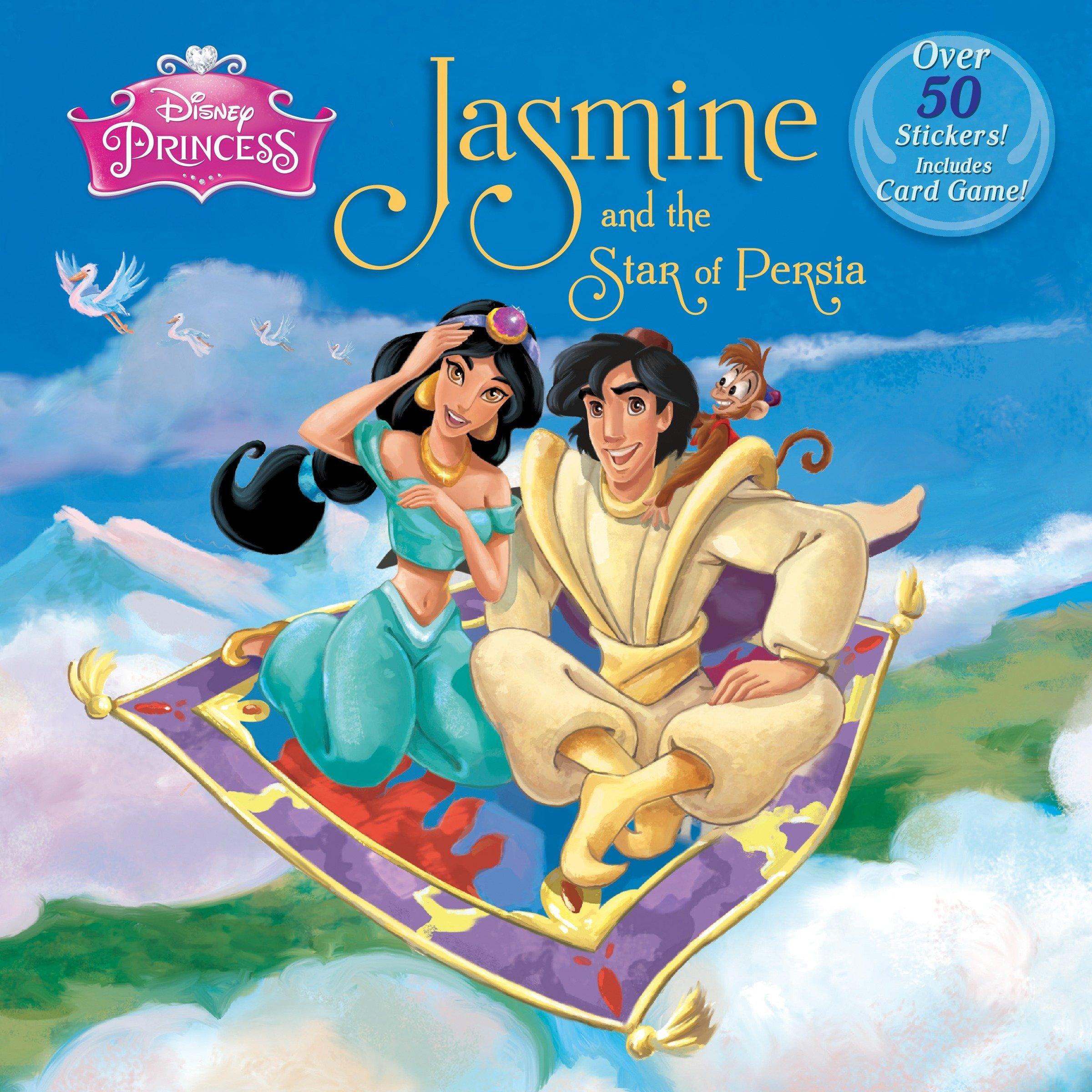 Read Online Jasmine and the Star of Persia (Disney Princess) (Pictureback(R)) pdf