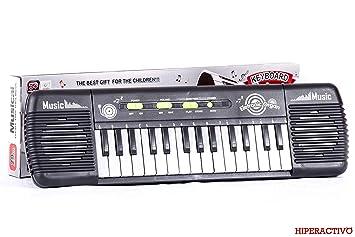 Teclado electrónico BX-1602 Piano de Juguete parala iniciación de los niños en la música