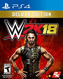 wwe 2k19 deluxe edition target