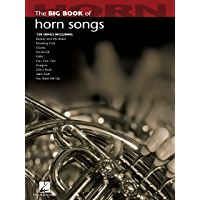 The Big Book of Horn Songs (Big Book (Hal Leonard)) book cover