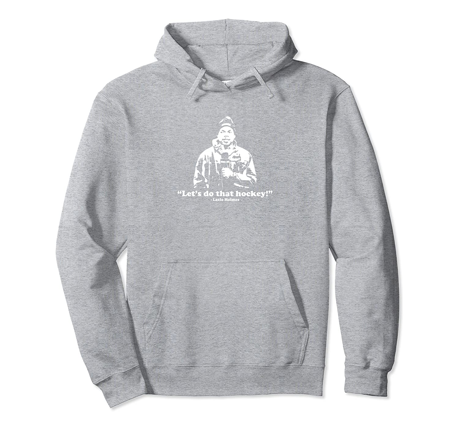 Let's Do That Hockey! Hoodie-Teesml
