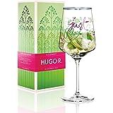 RITZENHOFF Hugo R. Hugo-Glas, Aperitif-Glas von Véronique Jacquart, aus Kristallglas, 600 ml, mit edlen Platinanteilen