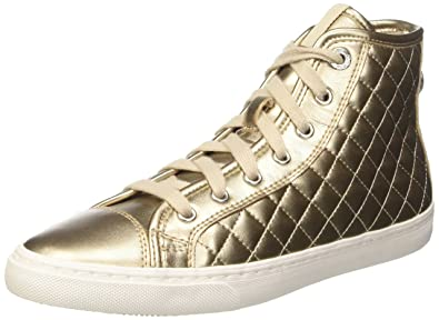 d573c979a55ca0 Geox Damen D New Club A High-Top  Amazon.de  Schuhe   Handtaschen