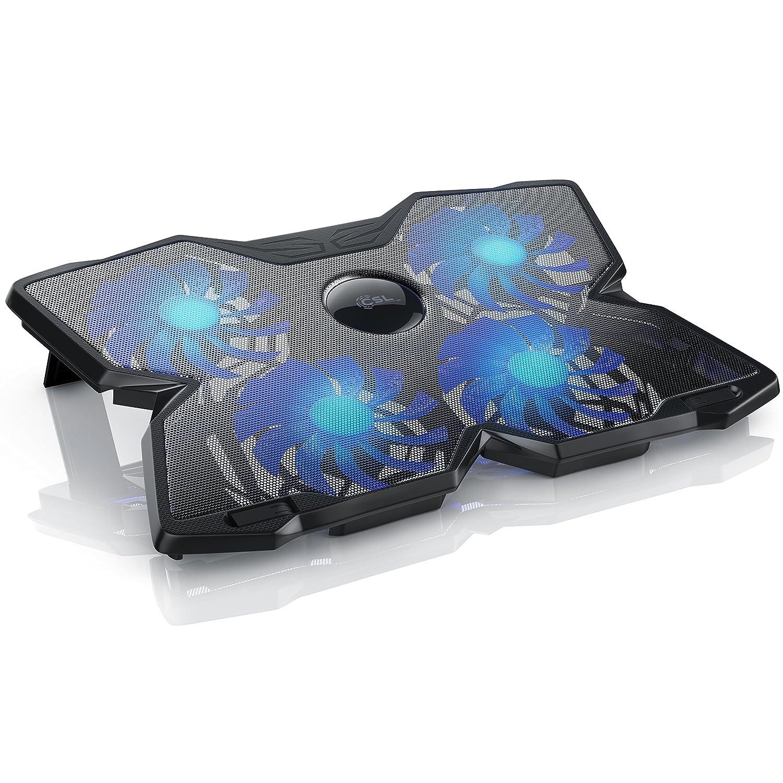 Opolar LC06 Laptop Kühler Lüfter Fan mit: Amazon.de: Computer & Zubehör